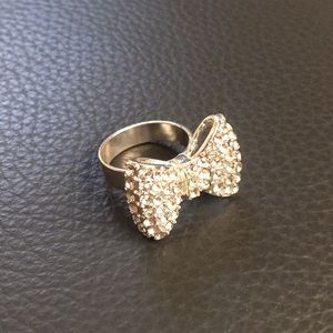 Jewelry - Big Bow Ring